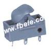 Miniature Rocker Switch -- MRS-102-6 ON-ON - Image