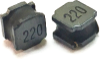4.7uH, 30%, 29mOhm, 3.3Amp Max. SMD Shielded Drum Inductor -- SLNR5341-4R7NHF -Image