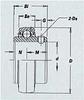 UC Inserts -- UC25MM
