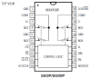 Low-Voltage, High-Isolation, Dual 2-Channel RF Video Multiplexer -- MAX4589 - Image