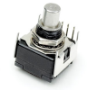 Miniature Panel Mount Optical Rotary Encoder -- HRPG-AD16#16C
