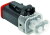 Rectangular Connectors - Housings -- AT06-2S-LED2402-ND