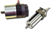 Silencer Series Brushless DC Motors with Integral Drives -- BN12