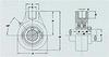 SEHB / UCHA Hanger Units -- SEHB47