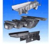 Vibratory Feeders -- Brute Force and Two Mass Vibratory Feeders