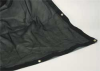 Tarpaulin,Mesh,Polyeth,Cut Size 12x24Ft -- 3ZRV9