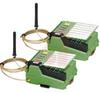 Wireless MUX wireless set 1 with OMNI omnidirectional antenna -- 70208060 - Image