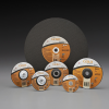 Gas-Electric Saw - Gold Rein Silicon Carbide-Aluminum Oxide -- Cut-off Wheels
