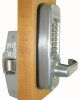 Heavy Duty Lever with Passage for Panic Exits SCL-115P