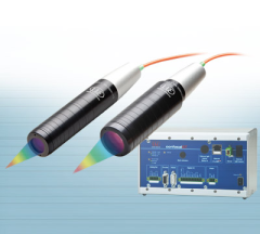 confocalDT IFS 2405 are confocal displacement sensors for extremely precise applications. The sensors are available in standard and worldwide unique miniaturized design.