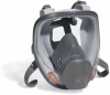3M 6000 Series Full-Face Respirator -- RSP304