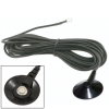 Low Profile Ground Cord with 1 Meg Ohm Resistor -- W9853R