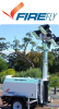 FireFly 360 Entry Level Mobile Lighting Tower