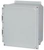 POLYLINE Series NEMA 4X Polycarbonate Enclosures -- AMP1084 - Image
