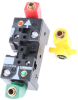Manifold Bases, Sub Bases & End Bases for Pneumatic Control Valves -- 2858378