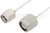 SMA Male to TNC Male Cable 6 Inch Length Using PE-SR047FL Coax, RoHS -- PE34412LF-6 -- View Larger Image