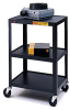 34-M5 Medium Fixed Height AV Cart -- 34-M5
