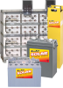 Solar and Wind Energy Storage Batteries - Image