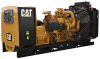 Diesel Generator Sets -- C32 (50 HZ) WITH UPGRADEABLE PACKAGING -Image