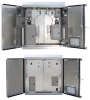APX Double Door Dual Control Lighting Public Works Enclosures -- Double Door