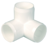 3-Way Elbow for Furniture Pipe -- 28225 - Image