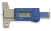 Digital Depth Gage,0-1 In,2.36 In Base -- 1ARU8