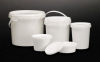 Specimen Containers With Tamperproof Lid 300ml -- C581-300