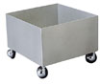 S19-690A - Bradley Portable Pressurized Eyewash Optional Four-Wheel Cart -- GO-86000-19