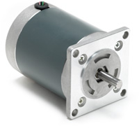 Permanent magnet stepper motor from Electrocraft