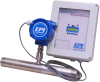 Inline Remote Thermal Mass Flow Meter -- 8000-8100MP