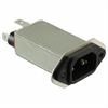 Power Entry Connectors - Inlets, Outlets, Modules -- CCM2147-ND -Image