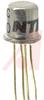 TRANSISTOR PNP GERMANIUM 30V IC=.01A TO-72 RF-IF AMP FM MIXER OSCILLATOR -- 70214900