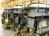 Induction Vacuum Heat Treatment Furnace