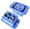 C-20 Power Outlet Connectors -- V-Lock - Image