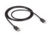 USB 3.1 Cable Type C Male to USB 2.0 Micro 1-m (3.2-ft.) -- USBC2MICRO-1M -- View Larger Image