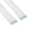 Flat Flex Ribbon Jumpers, Cables -- 0210390827-ND -Image