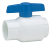 Spears PVC Utility Ball Valves -- 19644