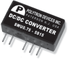 DC-DC Converter, 0.75 Watt Single and Dual Output -- SWU0.75 - Image