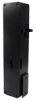 Relialign™ RDI Series Residential Door Interlock, Right-Hand,Black Metal Cover, Parallel Wiring, RJ-45 Category 5 Connector -- RDI-H-R5B -Image