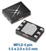 0.1-6.0 GHz GaAs SPDT Switch -- SKY13335-381LF - Image