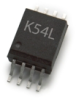 Low Power, 1 MBd Digital Optocoupler -- ACPL-K54L-000E