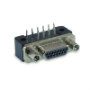 Micro D Connector -- MDM PCB Micro - D M83513 - Image