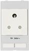 Modlink MSDD Front panel interface Power socket modul -- 4000-68000-3210000