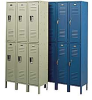 PENCO 2-Tier Lockers with Recessed Handle -- 7803194