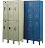 PENCO 2-Tier Lockers with Recessed Handle -- 7803333