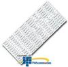 Leviton Designation Labels -- 40740-BE
