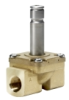 EV225B, Servo-operated 2/2-way solenoid valves for steam -- 032U3688 - Image