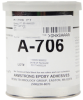 Armstrong A-706 Epoxy Adhesive Aluminum 1 pt Can -- A-706 PT