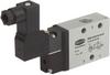 Solenoid valve EMVP for vacuum, pneumatic pilot control EMVP 8 24V-DC 3/2 NC -- 10.05.02.00164