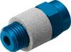 Exhaust air flow control valve -- GRE-1/8 -Image